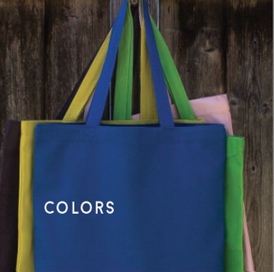 Lightweight Natural Tote - Your eco-friendly tote bag choice